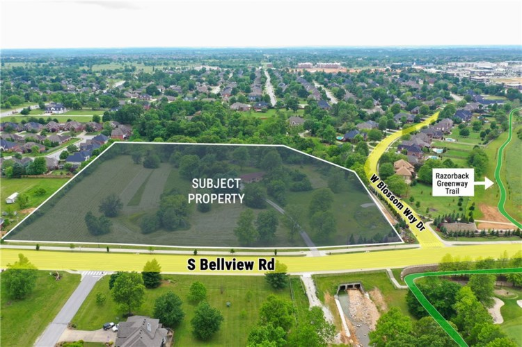 5036 S Bellview Road, Rogers, AR 72758