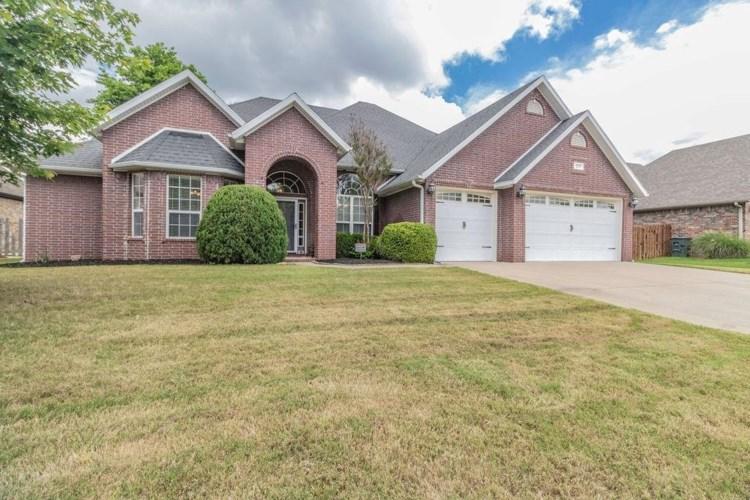 4376 W Wedge Drive, Fayetteville, AR 72704