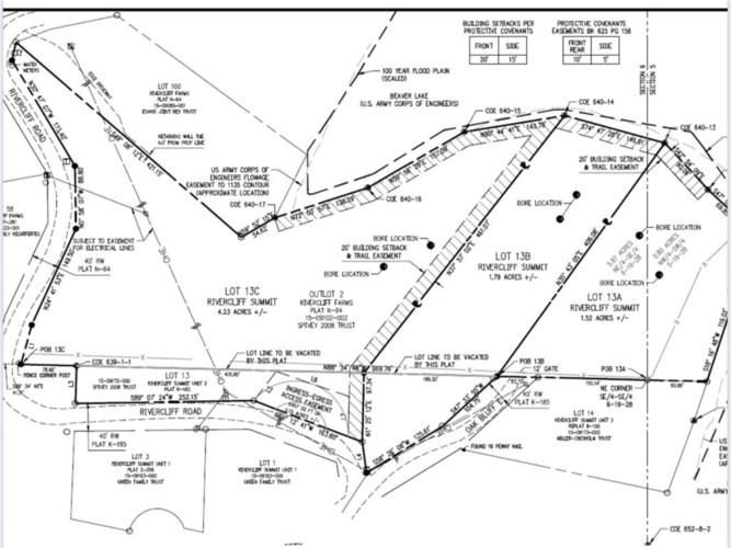 Lot 3A & 3B Rivercliff Road, Rogers, AR 72756