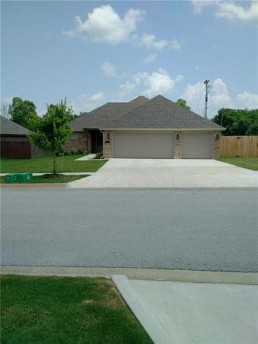 1486 S Blue Willow Avenue, Fayetteville, AR 72701
