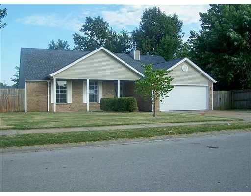 3181 W Anne Street, Fayetteville, AR 72704