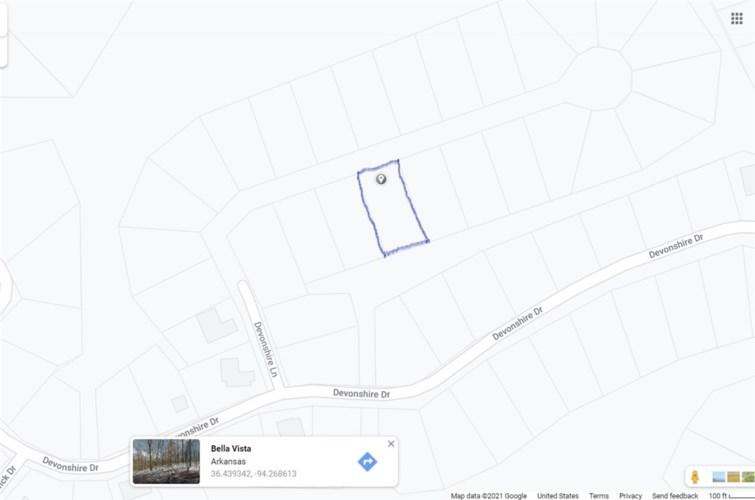 Lot 27 Devonshire Lane, Bella Vista, AR 72715