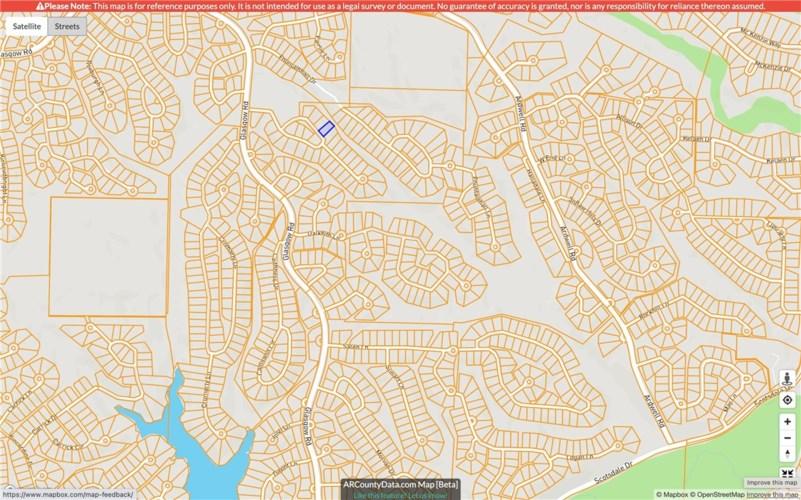 Lot 28, Block 6 Bonnyrigg Lane, Bella Vista, AR 72715