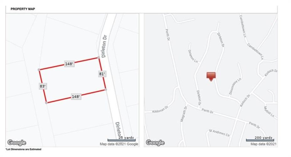 Lot 25, Block 4 Dirleton Drive, Bella Vista, AR 72715