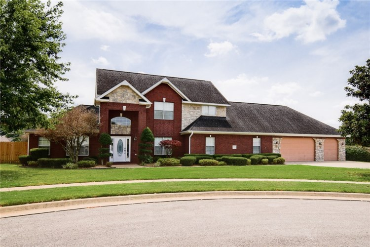 6451 W Pagosa Place, Fayetteville, AR 72704