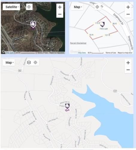 Lot 34, Block 2 Dogwood Drive, Garfield, AR 72732