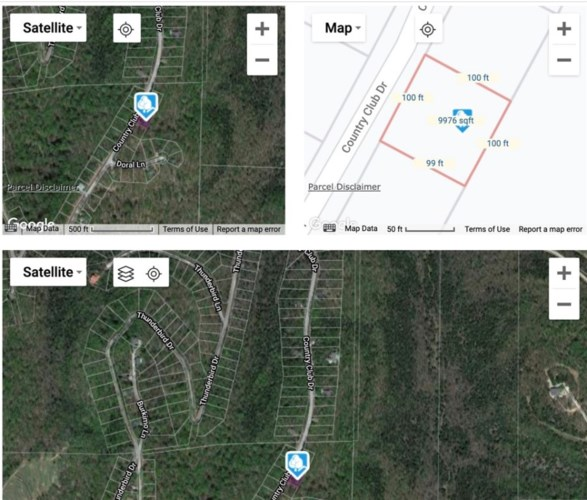 Lot 3, Block 4 Country Club Drive, Holiday Island, AR 72631