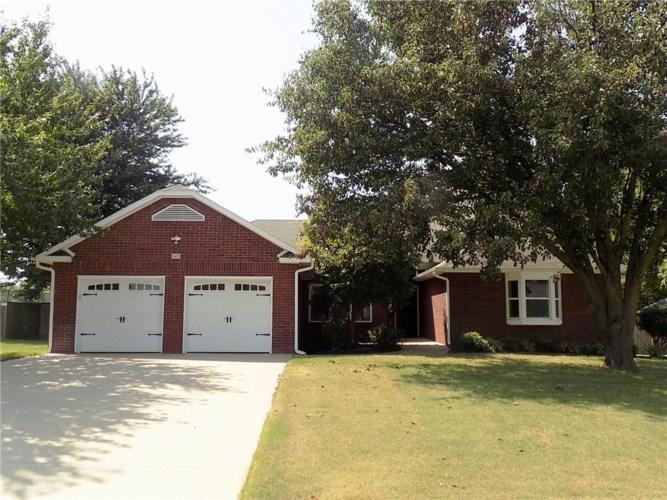 603 Primrose Avenue, Siloam Springs, AR 72761