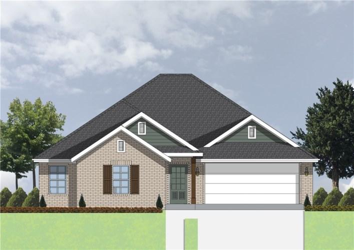 5804 SW Teppee Avenue, Bentonville, AR 72713