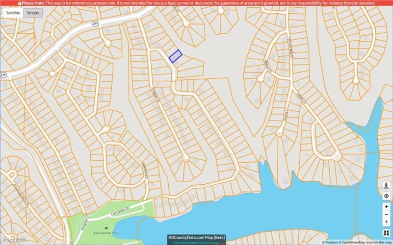 Lot 8, Block 3 Lancaster Drive, Bella Vista, AR 72715