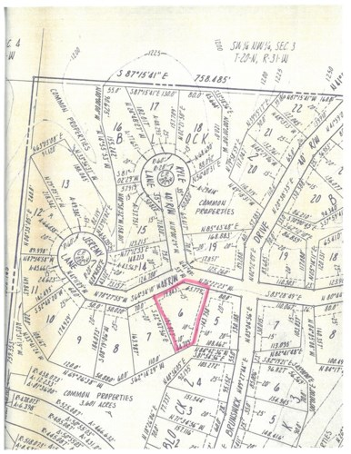 Lot 6, Block 2 Jeremy Lane, Bella Vista, AR 72715