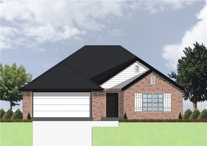 5901 SW Teppee Avenue, Bentonville, AR 72713
