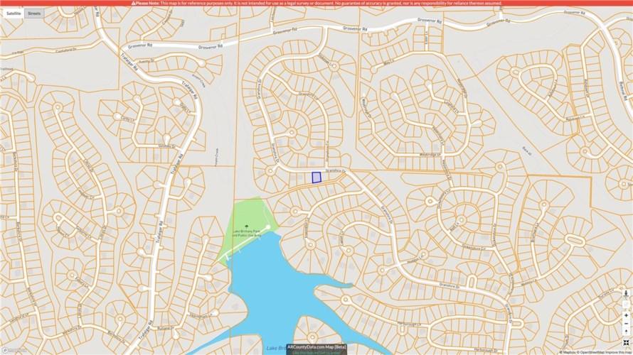 Lot 3, Block 7 Granshire Drive, Bella Vista, AR 72714