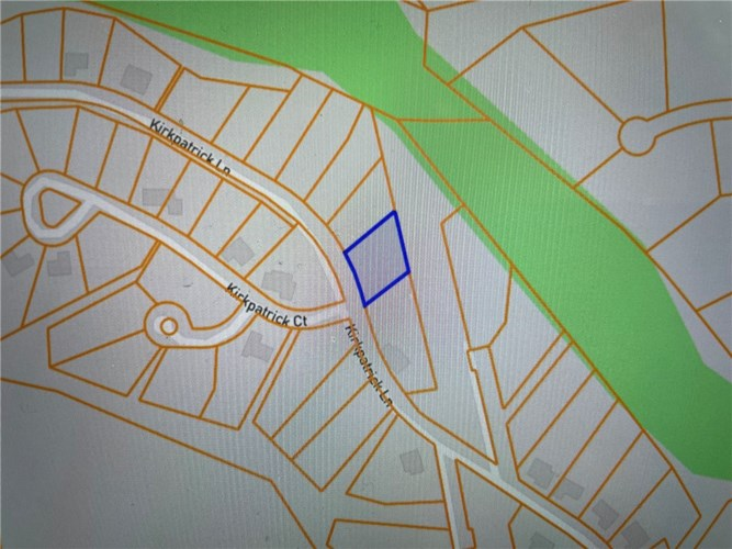 Lot 2 Kirkpatrick Lane, Bella Vista, AR 72715