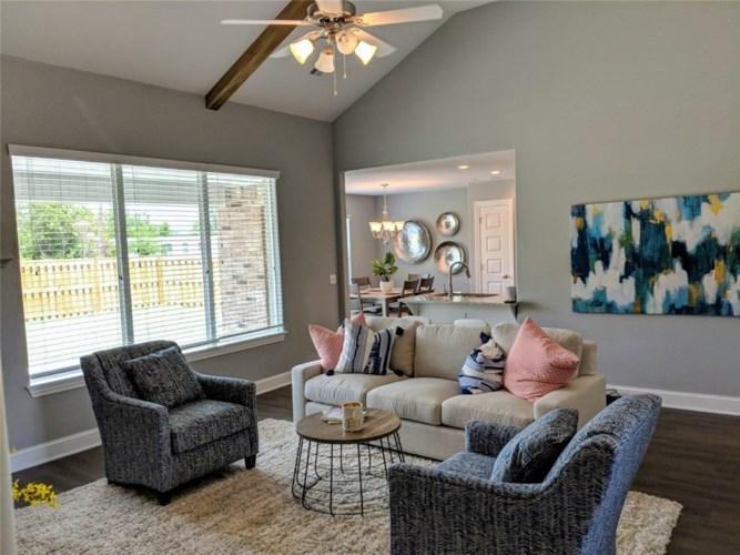 Lot 107 Woodridge, Fayetteville, AR 72704