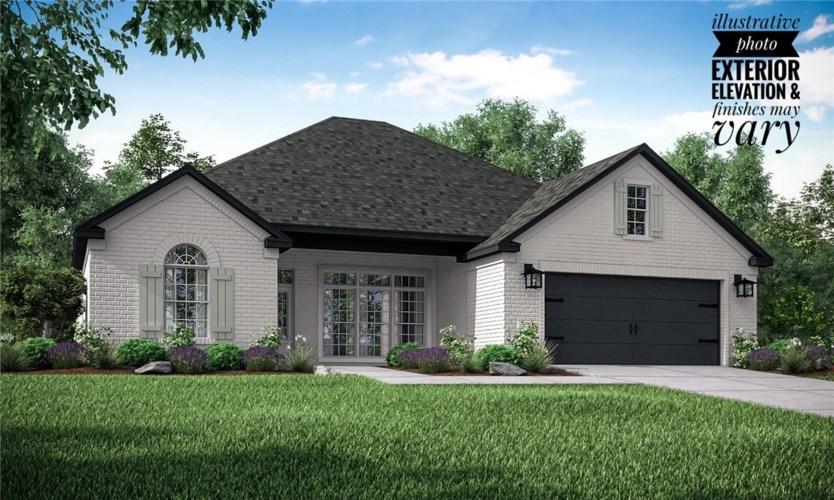 Lot 126 Woodridge, Fayetteville, AR 72704