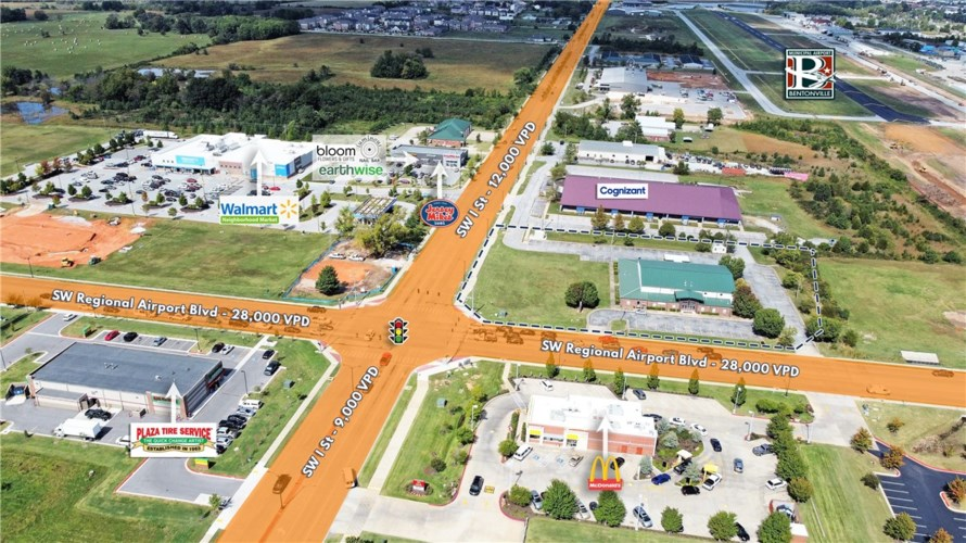804 SW Regional Airport Boulevard, Bentonville, AR 72713