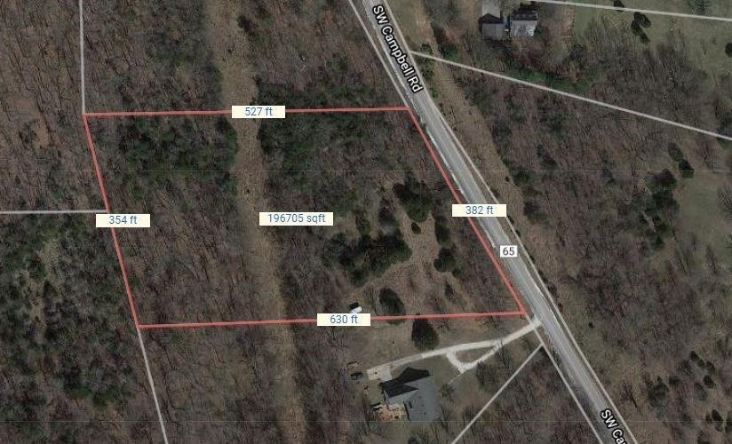 11081 SW Campbell Road, Fayetteville, AR 72701