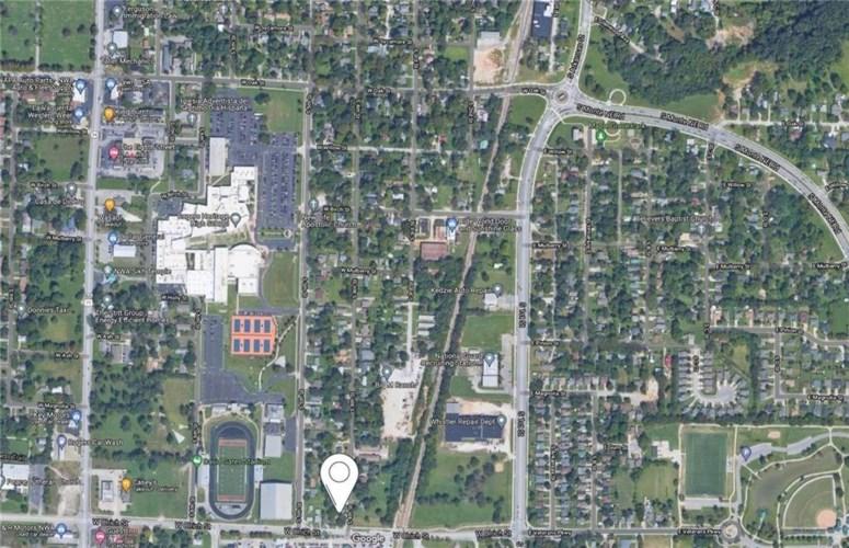 1528 & 1526 S 4th Street, Rogers, AR 72756