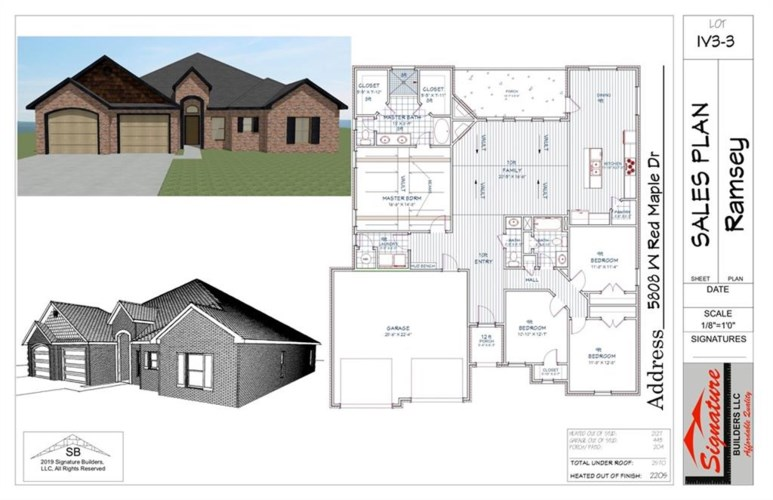 5808 W Red Maple Drive, Rogers, AR 72758
