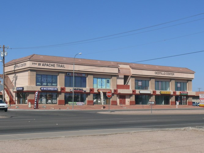 2114 W APACHE Trail, Apache Junction, AZ 85120