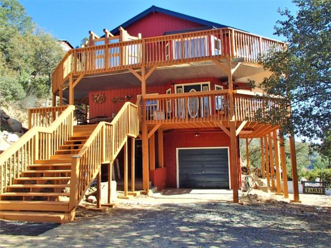 6602 E Mountain View Road, Crown King, AZ 86343