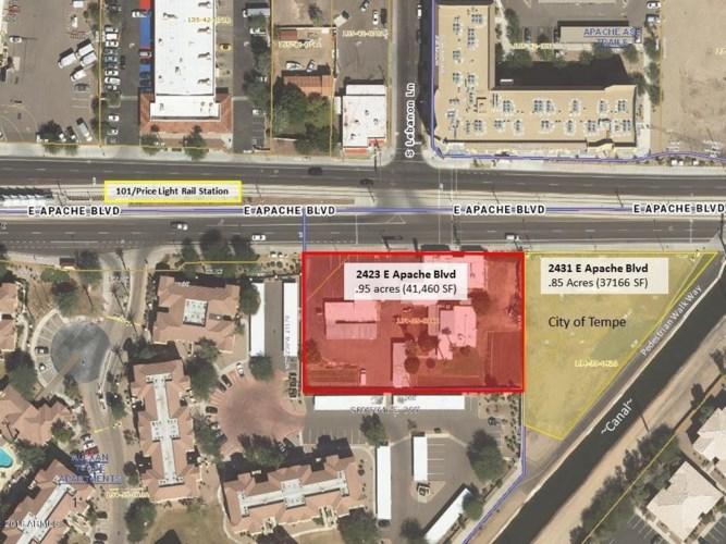 2423 E Apache Boulevard, Tempe, AZ 85281