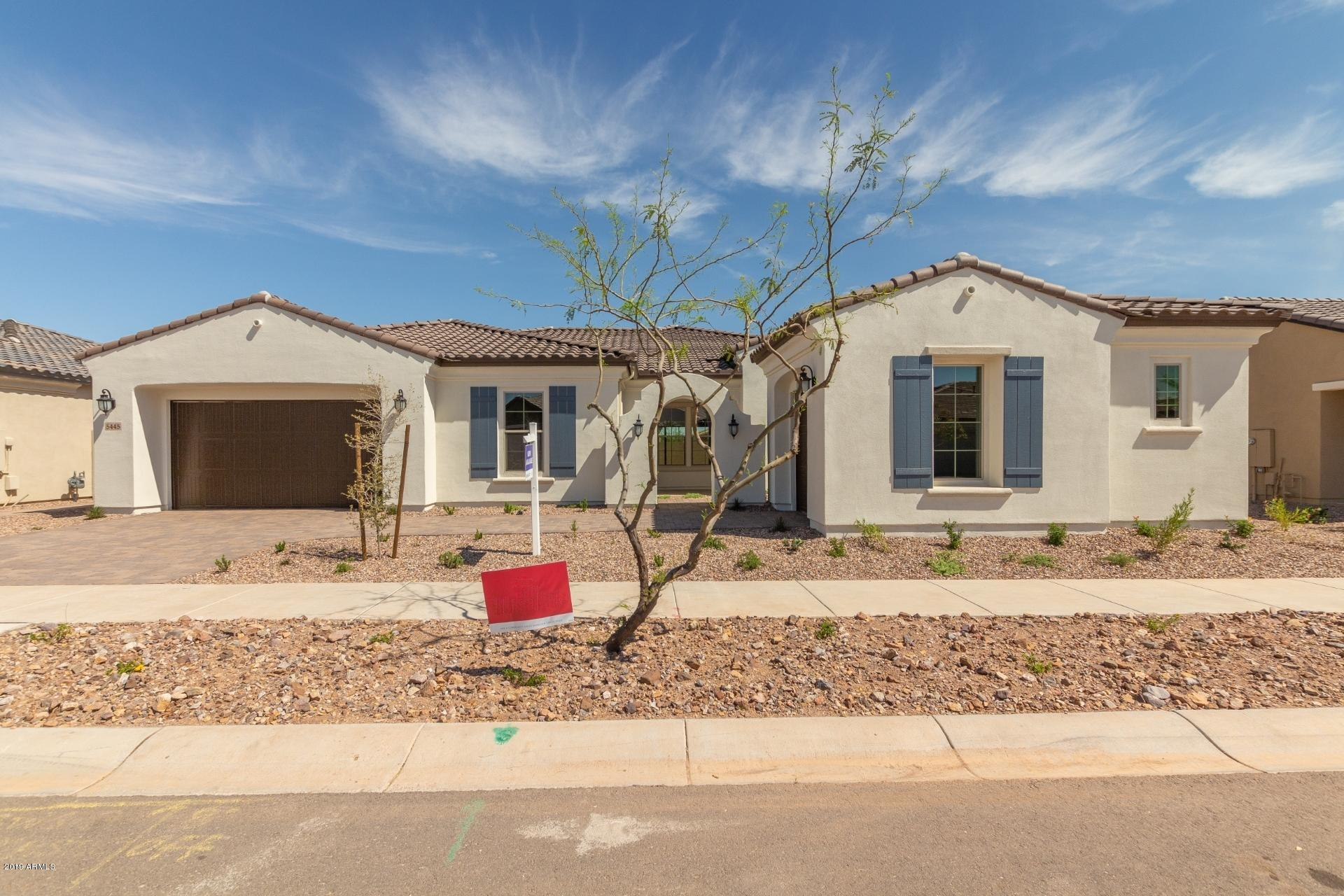 5445 S Chatsworth --, Mesa, AZ 85212