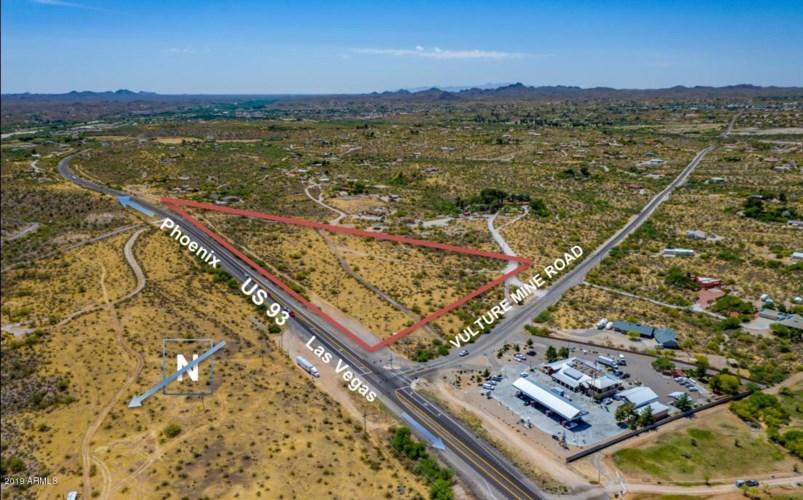 0 N Vulture Mine Road, Wickenburg, AZ 85390