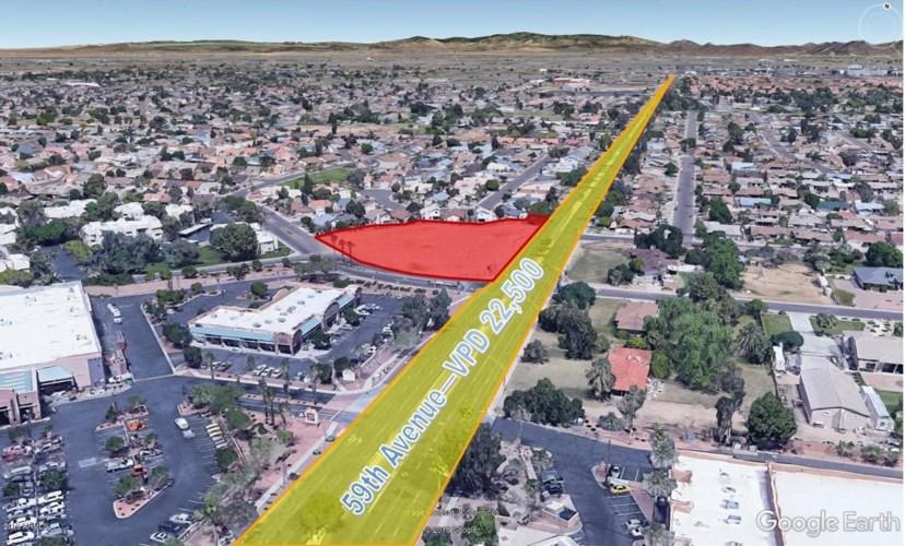 0 NW Mercer Ln & 59th Avenue, Glendale, AZ 85302