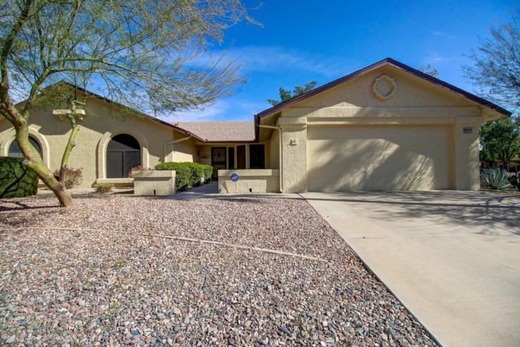 20403 N WINTERGREEN Drive, Sun City West, AZ 85375