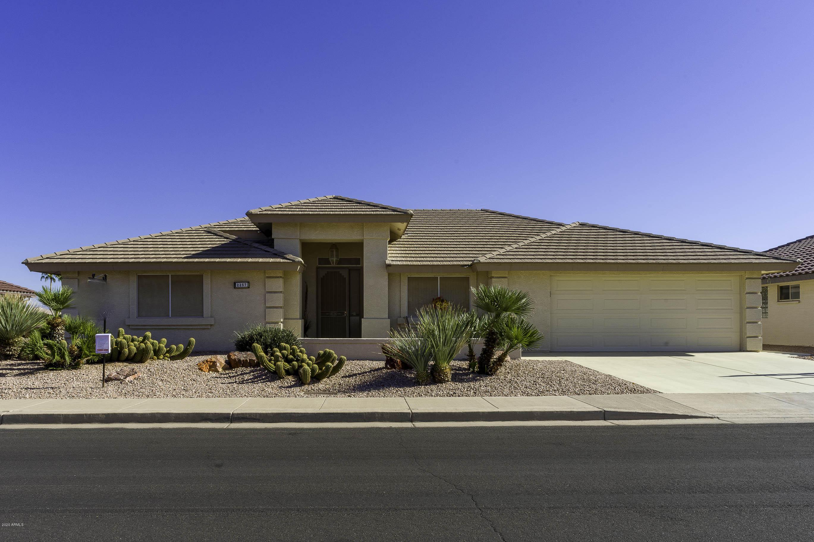2257 S OLIVEWOOD --, Mesa, AZ 85209