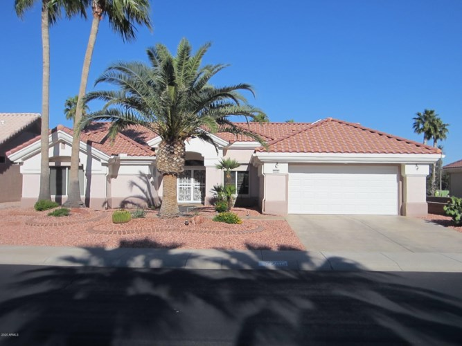 22103 N TOURNAMENT Drive, Sun City West, AZ 85375