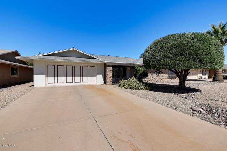 18438 N CONQUISTADOR Drive, Sun City West, AZ 85375