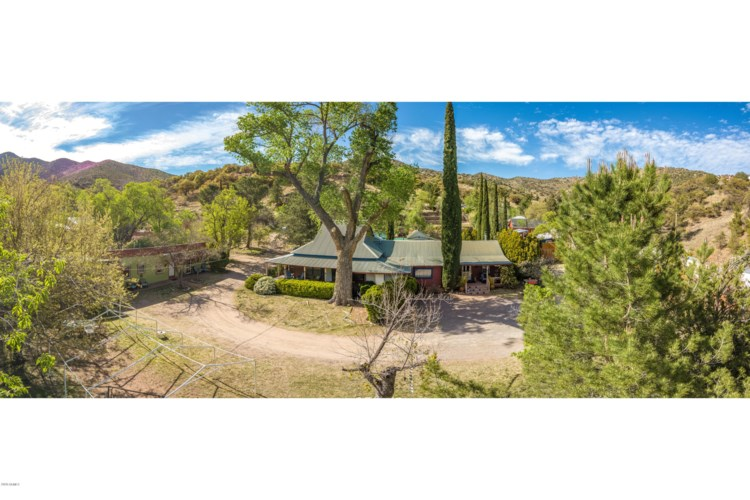 901  Tombstone Canyon Canyon, Bisbee, AZ 85603