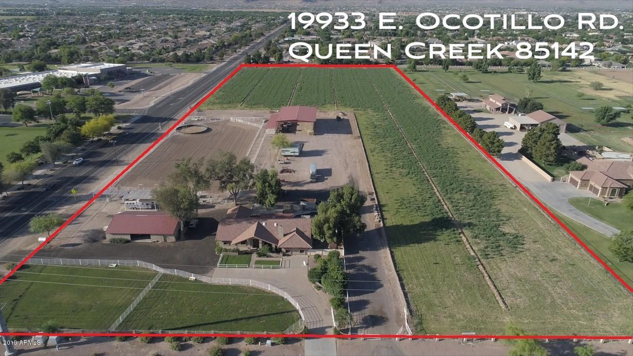 19933 E OCOTILLO Road, Queen Creek, AZ 85142