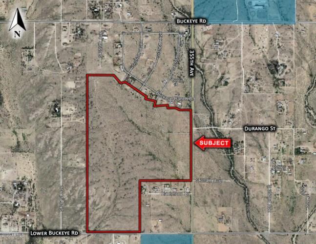 2002 S 355TH Avenue, Tonopah, AZ 85354