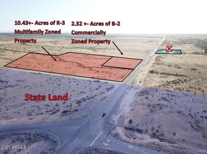 -- SWC McCartney & Henness Road, Casa Grande, AZ 85122