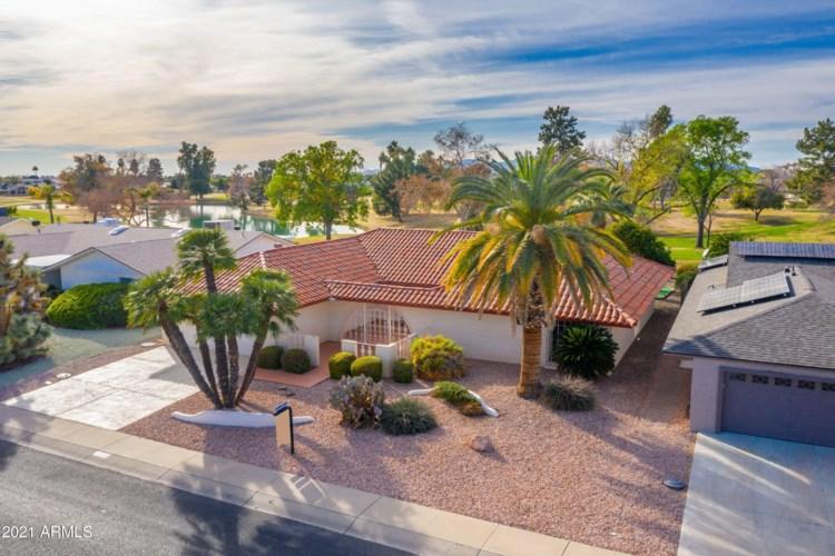 17406 N COUNTRY CLUB Drive, Sun City, AZ 85373