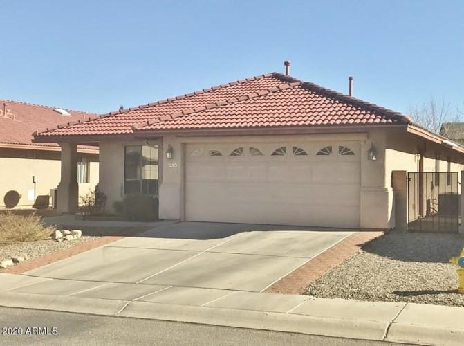 1203  SAN SIMEON Drive, Sierra Vista, AZ 85635