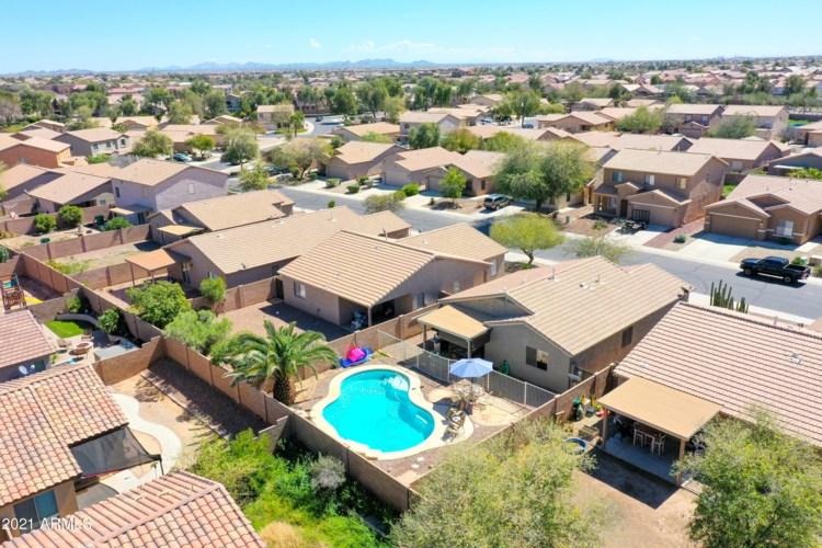 43598 W COLBY Drive, Maricopa, AZ 85138