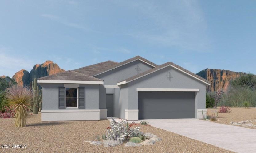 1936 W PINKLEY Avenue, Coolidge, AZ 85128
