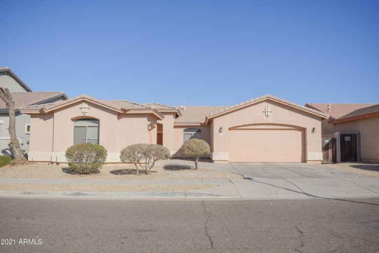 5318 W BOWKER Street, Laveen, AZ 85339