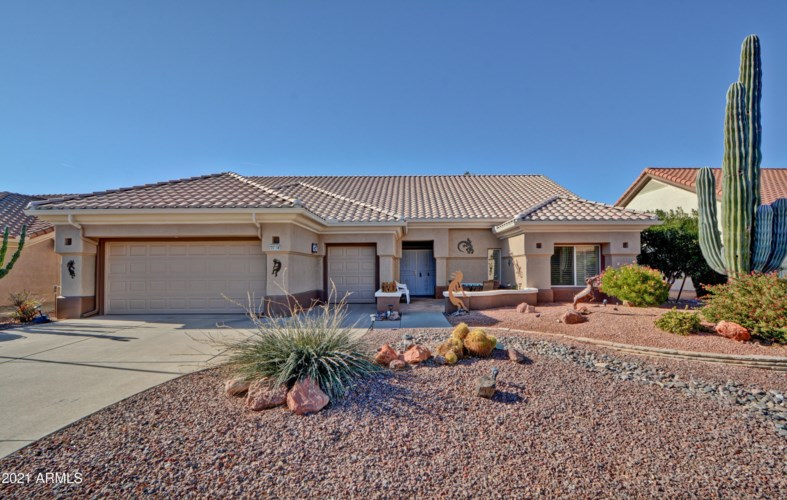 22138 N LOBO Lane, Sun City West, AZ 85375