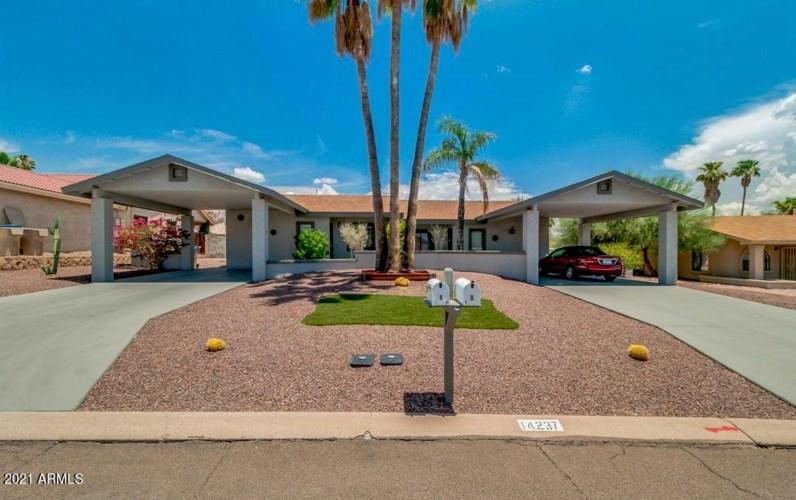14237 N IBSEN Drive, Fountain Hills, AZ 85268