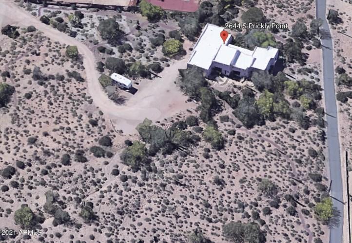 2644 S PRICKLY POINTE Drive, Gold Canyon, AZ 85118