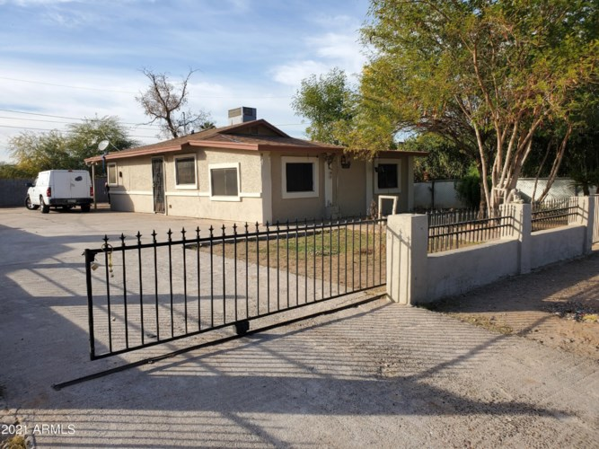 5002 S 35th Drive, Phoenix, AZ 85041