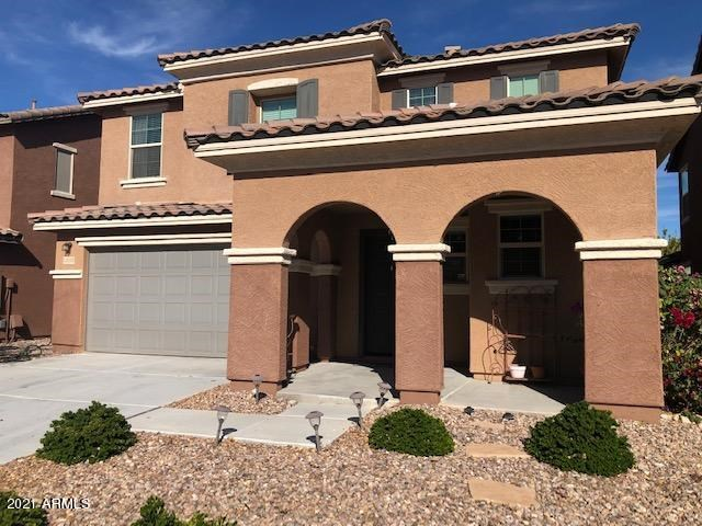 12112 W RANGE MULE Drive, Peoria, AZ 85383