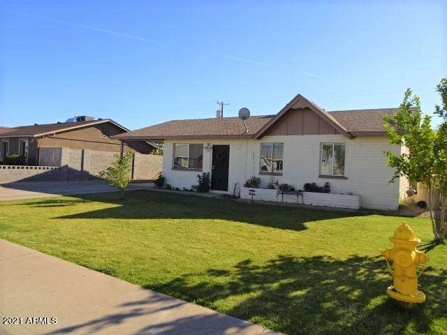 6607 W PECK Drive, Glendale, AZ 85301