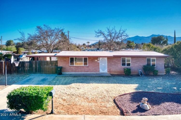 4632  ASPEN Drive, Sierra Vista, AZ 85635